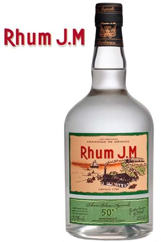 Rhum J.M Blanc - Agricole