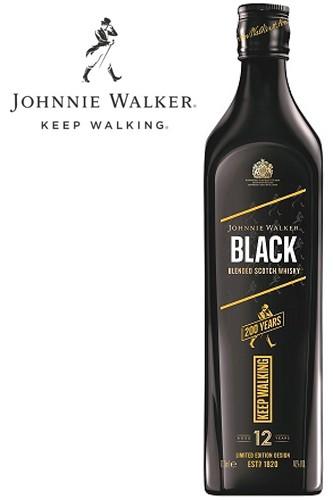 Johnnie Walker Black Label – 200th Anniversary Edition