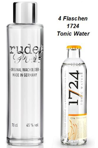Rude Gin & Tonic 1724 Set