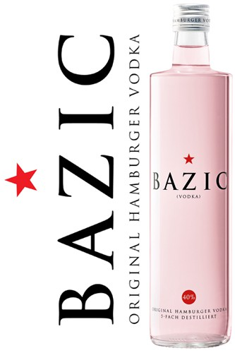 Bazic Pink Edition Vodka
