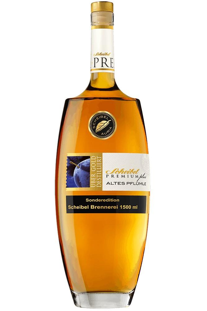 Scheibel Altes Pflümle Magnum Flasche