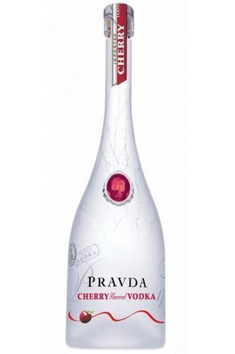 Pravda Cherry Vodka - Kirsch Vodka