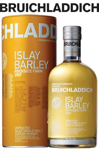 Bruichladdich Islay Barley 2007 - Rockside Farm