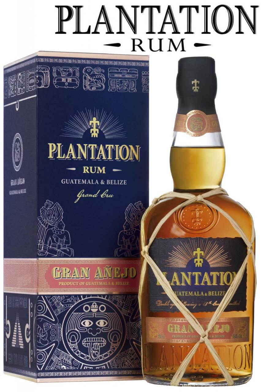 Plantation Guatemala & Belize Gran Anejo Rum