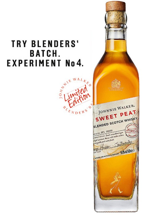 Johnnie Walker Blender's Batch - Sweet Peat