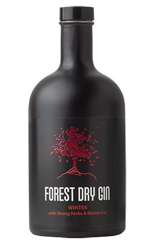 Forest Dry Gin Winter Edition