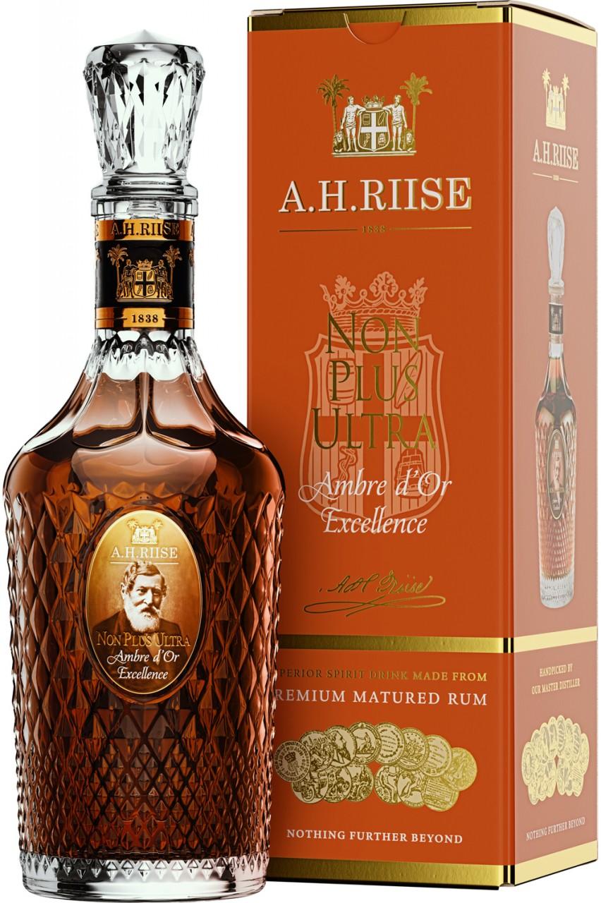 A.H. Riise X.O. Ambre d'Or - Non Plus Ultra
