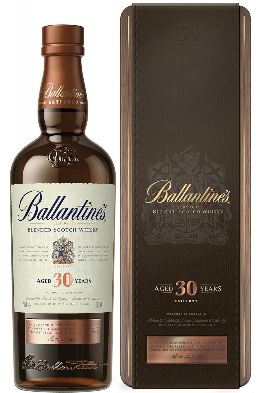 Ballantine's 30 Jahre Whisky