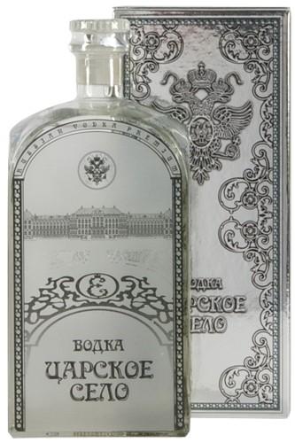 Zarskoje Selo Vodka in GP