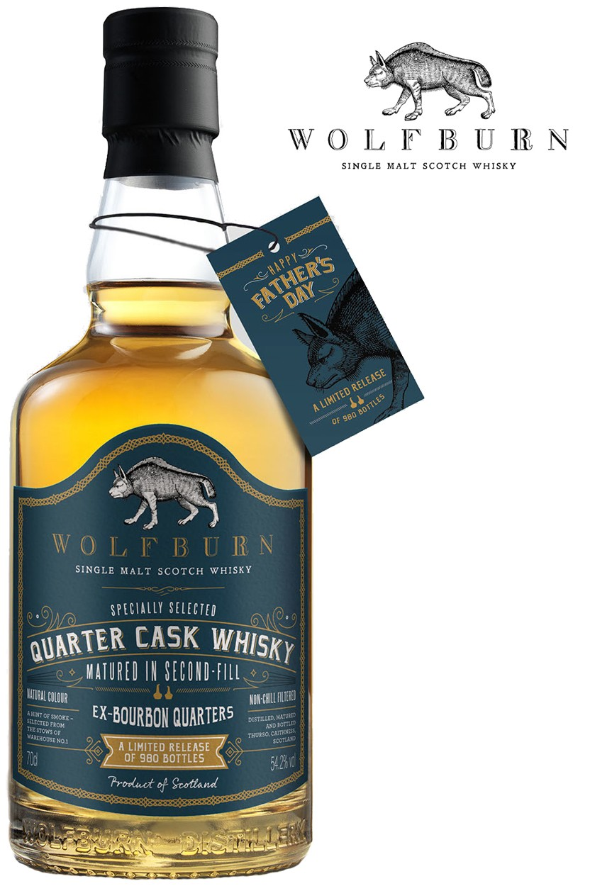 Wolfburn Father's Day Edition 2021