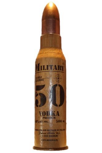 Debowa Military 50 Vodka