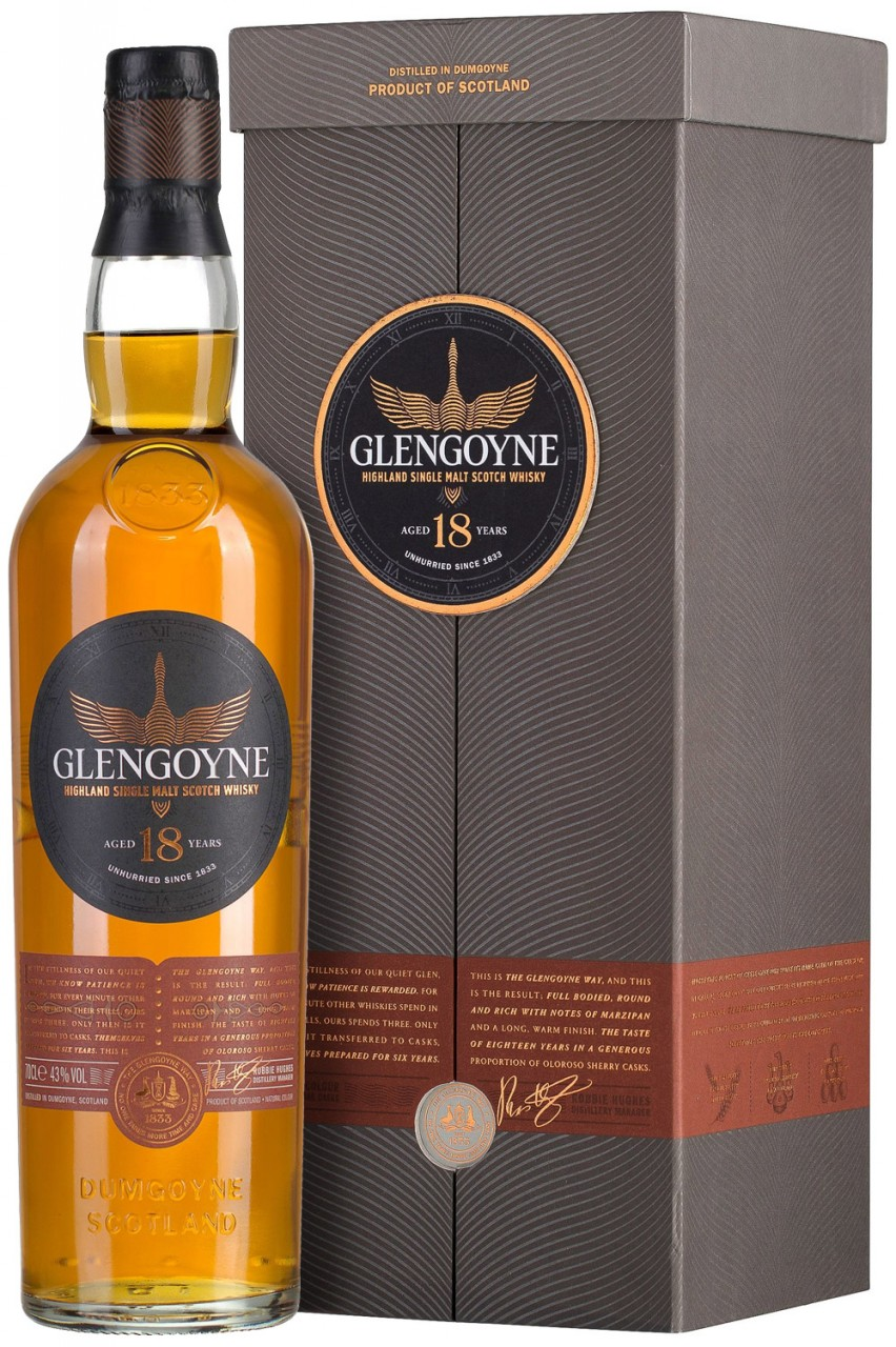 Glengoyne 18 Jahre Single Malt Whisky