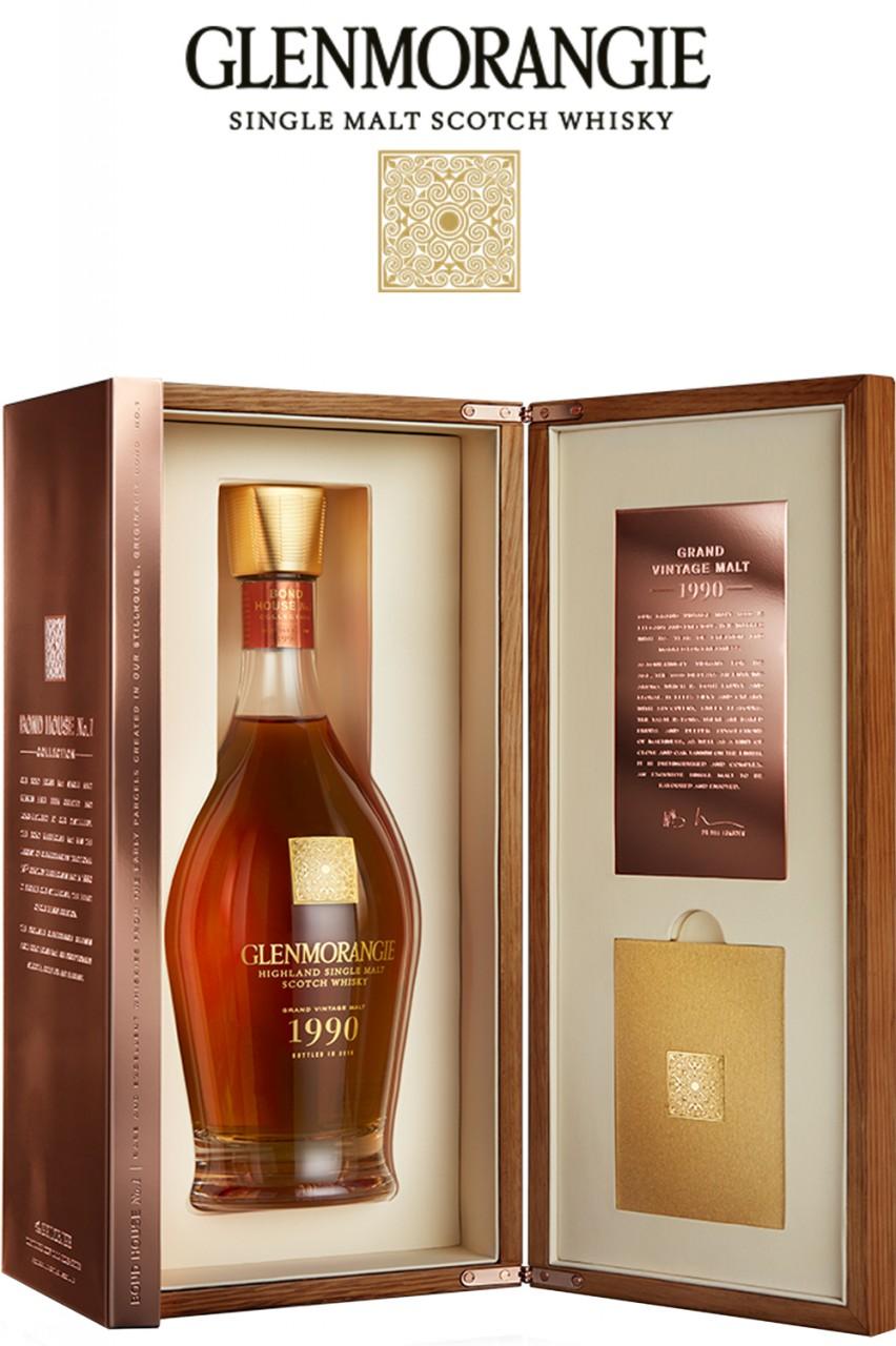 Glenmorangie Grand Vintage 1990 Scotch Whisky