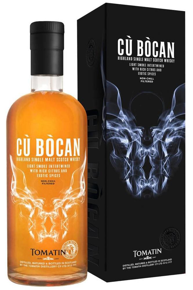 Tomatin Cù Bòcan - Peated Whisky