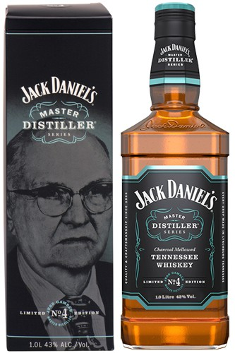 Jack Daniels Master Distiller Edition No. 4