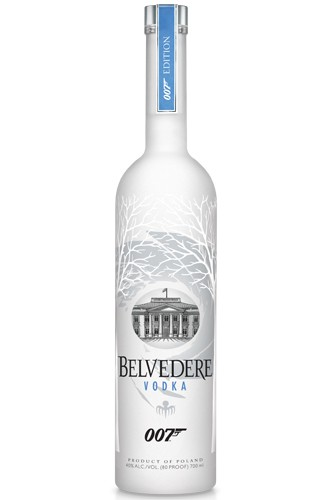Belvedere Spectre 007 Limited Edition