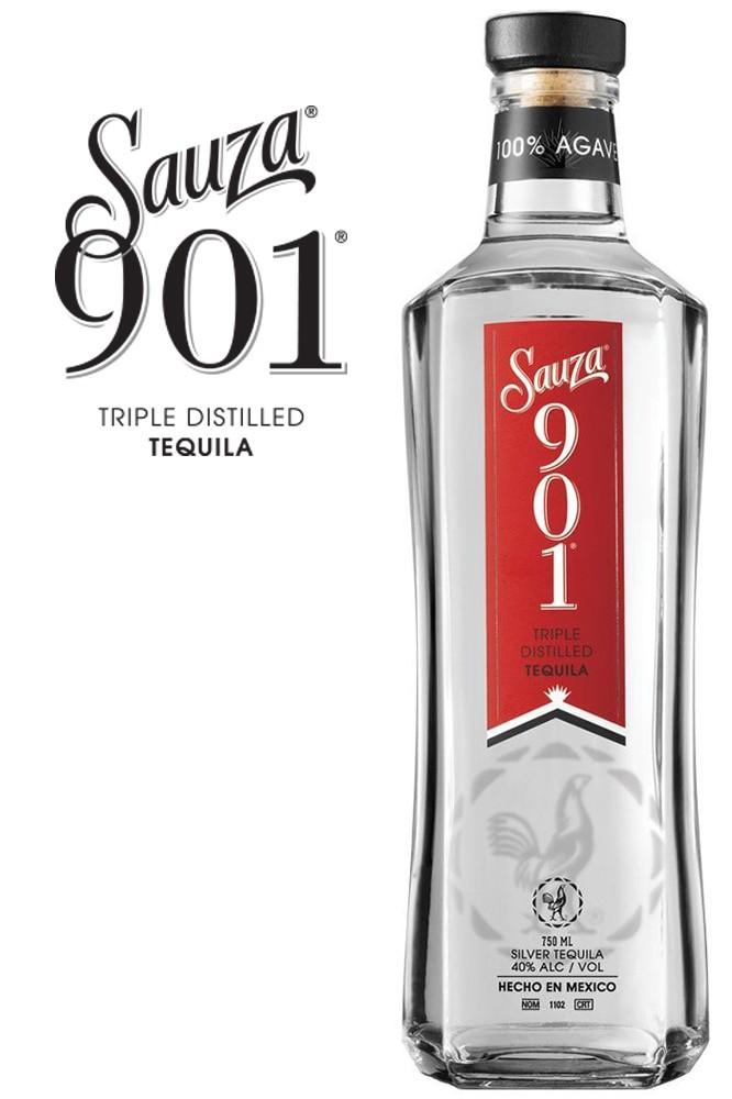Sauza 901 Silver Tequila - Justin Bieber