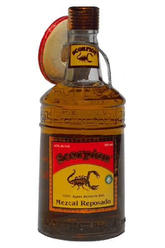 Scorpio Mezcal Reposado