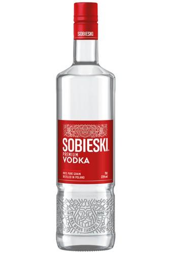 sobieski pure grain premium vodka g nstig im vodka haus kaufen. Black Bedroom Furniture Sets. Home Design Ideas