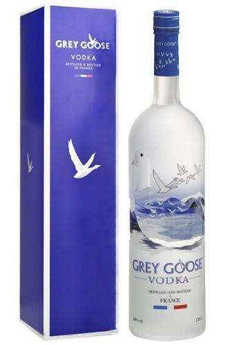 Grey Goose Vodka - 1,5 Liter in Geschenkbox