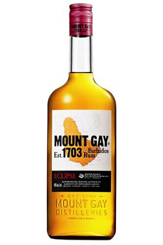 Mount Gay Eclipse Rum 0,7 Liter