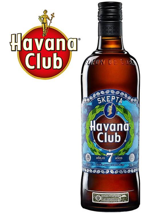 Havana Club 7 Jahre - Skepta Limited Edition