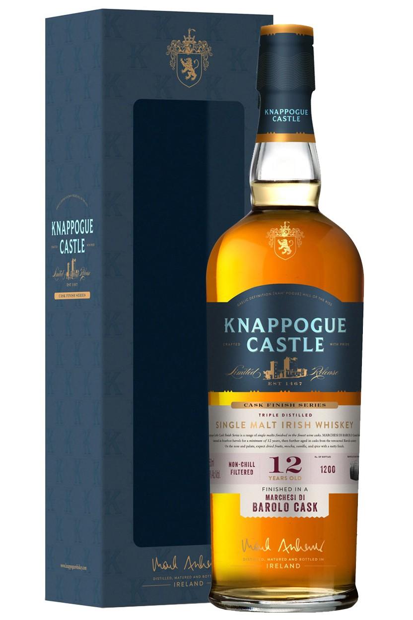 Knappogue Castle 12 Jahre Barolo Cask Finish