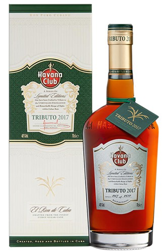 Havana Club Tributo 2017 Rum