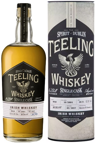 Teeling Merlot Cask Whiskey