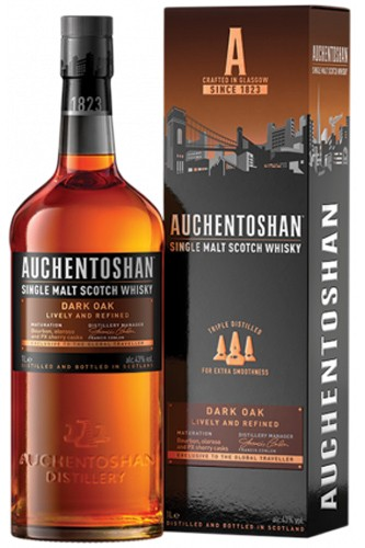 Auchentoshan Dark Oak Whisky