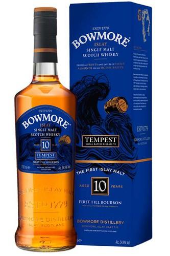 Bowmore 10 Tempest Batch 6