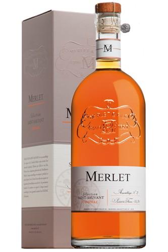 Merlet Cognac St. Sauvant No.2