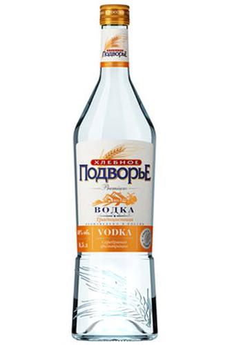 Hlebnoe Podvorje Vodka