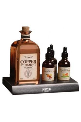 Copperhead Alchemist Gin Box