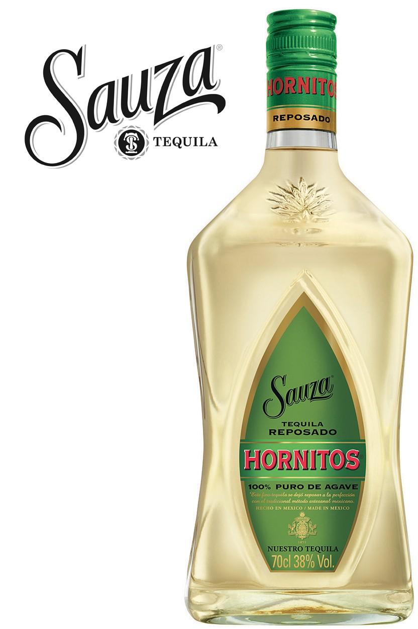 Sauze Hornitos Reposado Tequila aus Mexiko