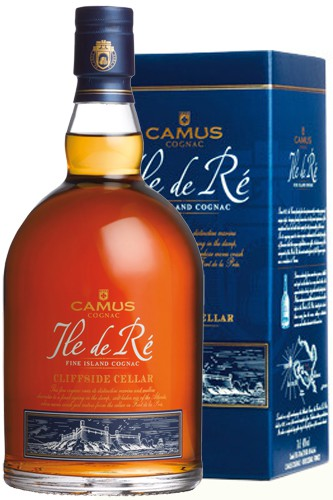 Camus Île de Ré Cliffside Celler Cognac