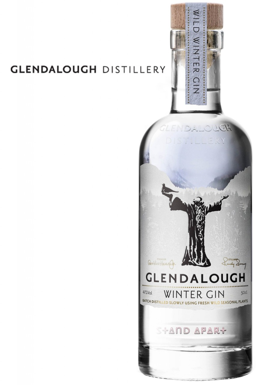 Glendalough Wild Winter Gin