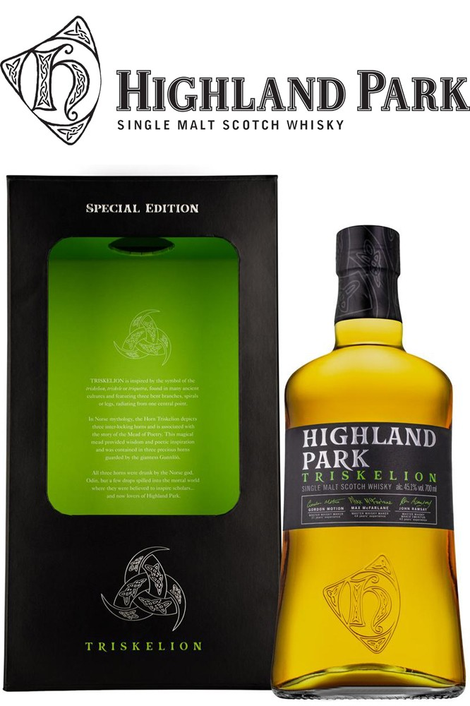 Highland Park Triskelion - Limited Edition