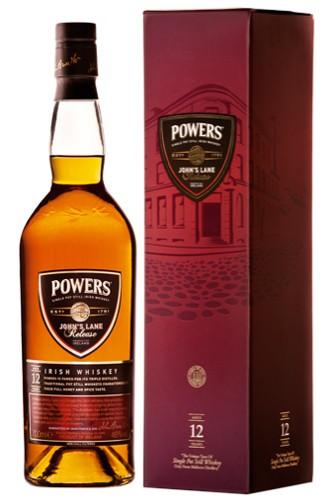 Powers Johns Lane Release