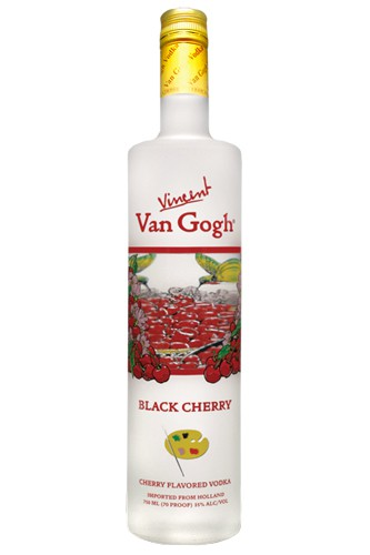Van Gogh Wodka Black Cherry