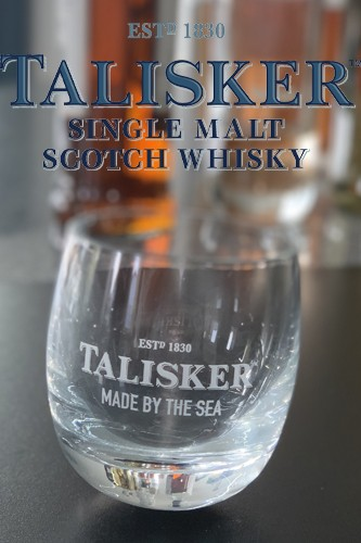 Talisker Rocking Whisky Tumbler