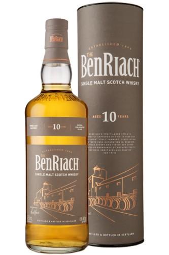 BenRiach 10 Jahre Single Malt Whisky