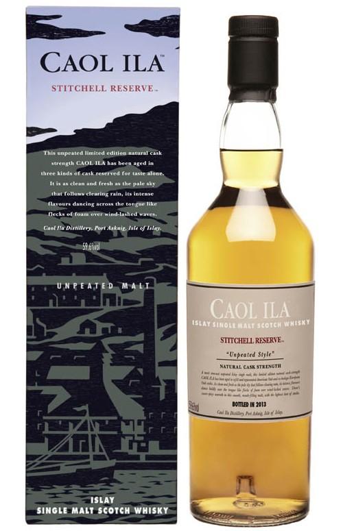 Caol Ila Stitchel Reserve - Limited Edition