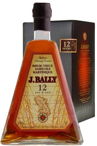 J. Bally 12 Jahre Rum