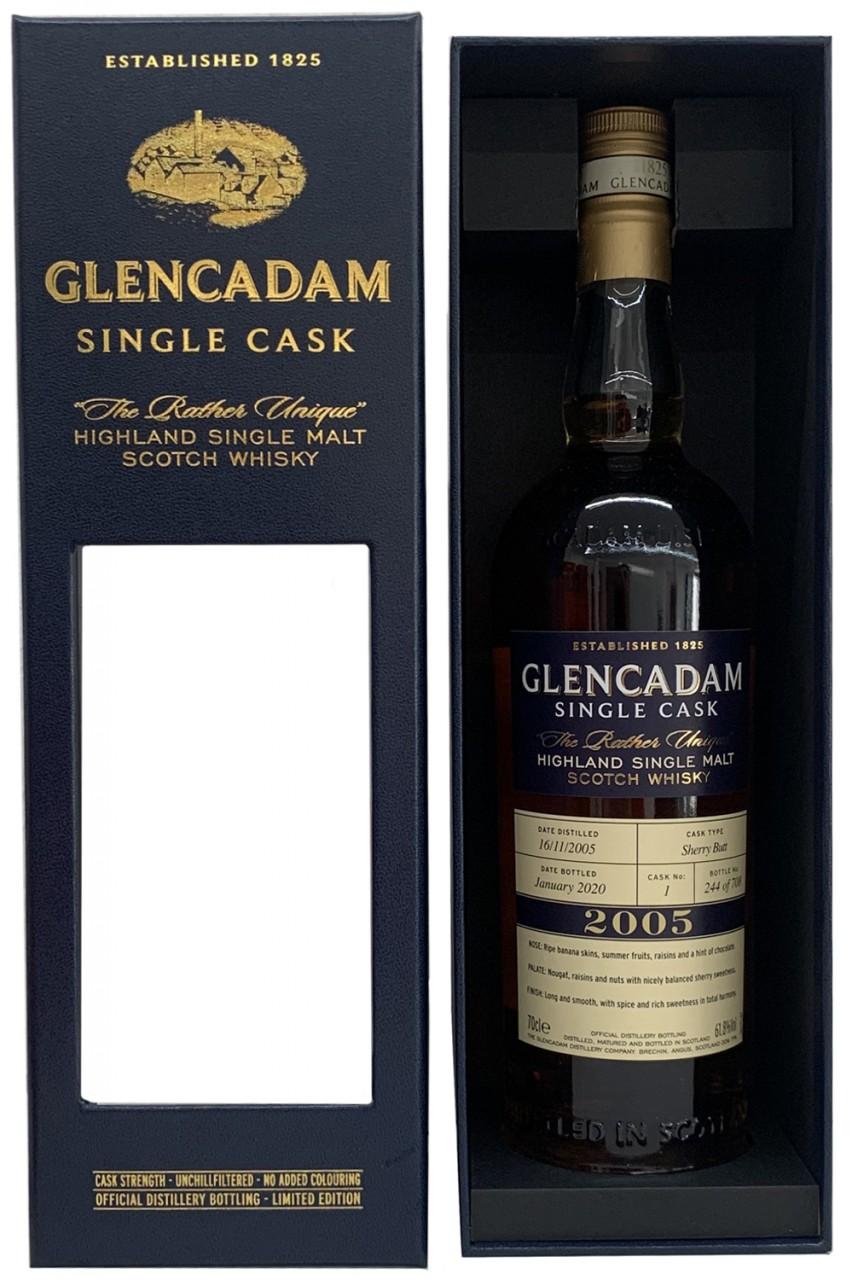 Glencadam 2005 - 14 Jahre Single Cask