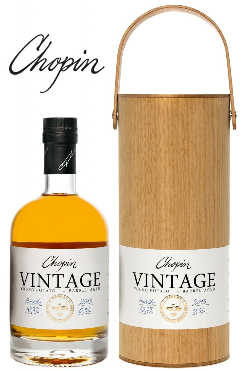 Chopin Young Potato Vintage 2013 Vodka -
