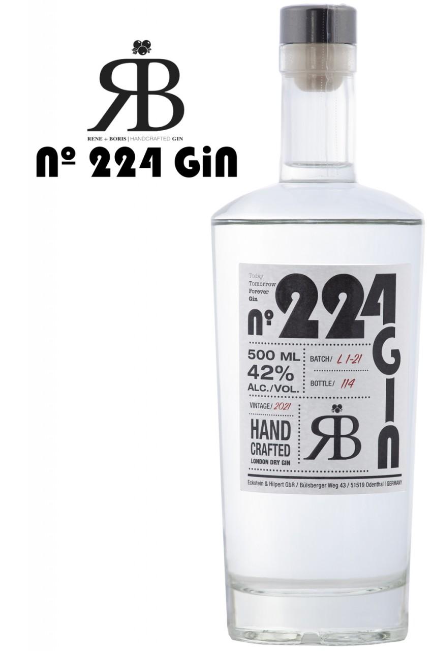 No. 224 Premium Gin