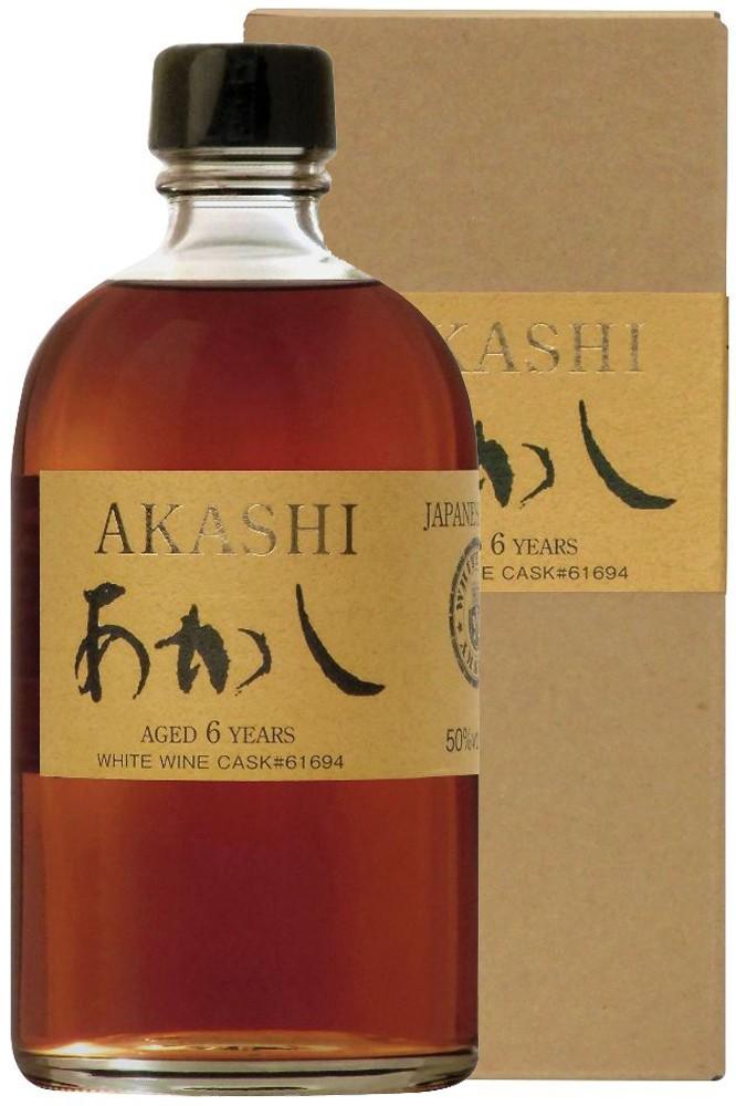 Akashi 6 Jahre - White Wine Cask