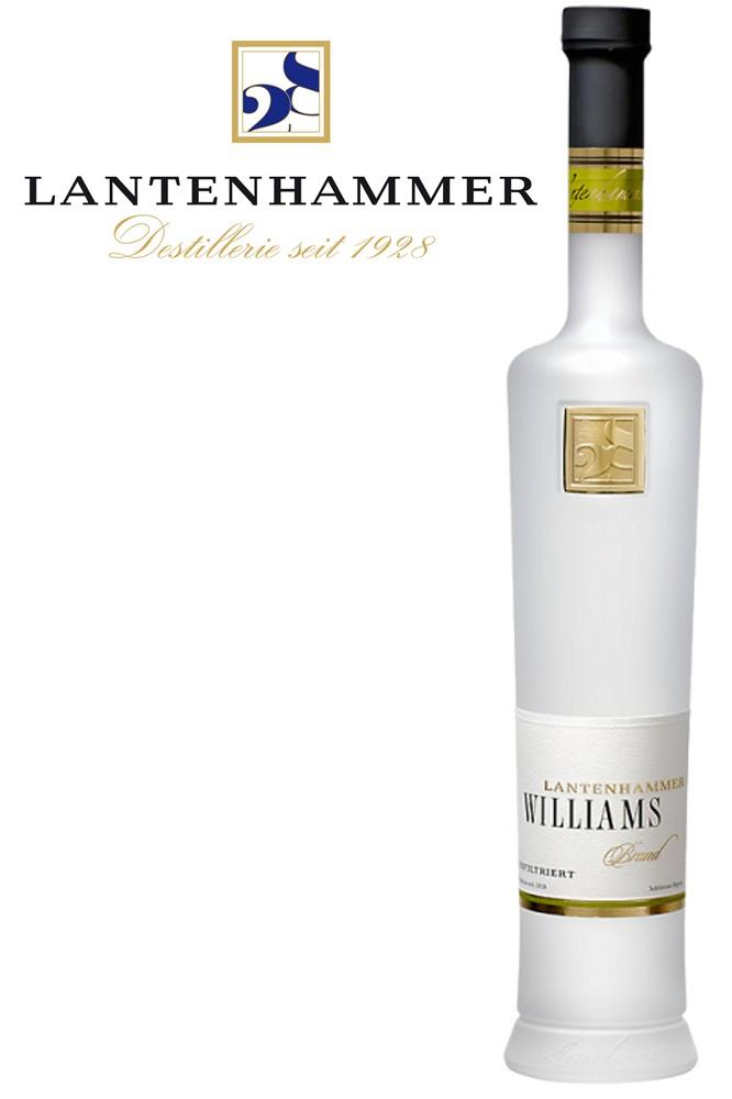 Lantenhammer Williamsbirnenbrand - unfiltriert