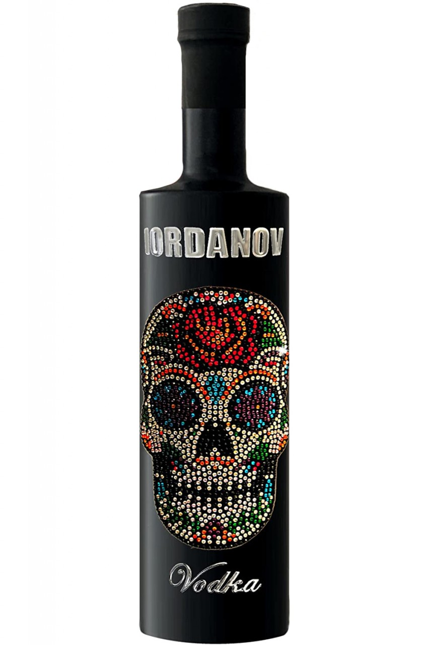 Iordanov Black Vodka - Limited Edition